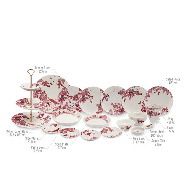 Loveramics 'A Curious Toile' 13.5cm cereal bowl