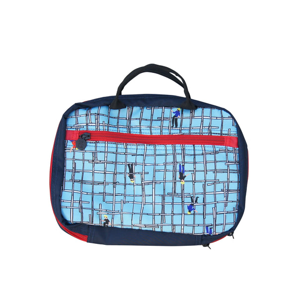 'Bamboo Scaffolding' Travel Toiletry Bag