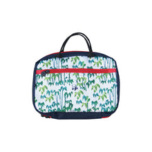 Load image into Gallery viewer, 'Panda Bamboo' travel toiletry bag