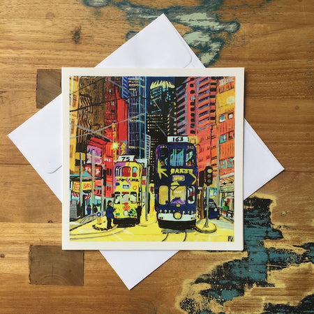 Hong Kong Street Stories Postcard Set - Edition 4