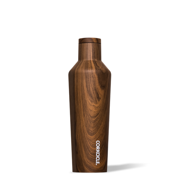 Corkcicle Origins Canteen 475ml, Walnut Wood