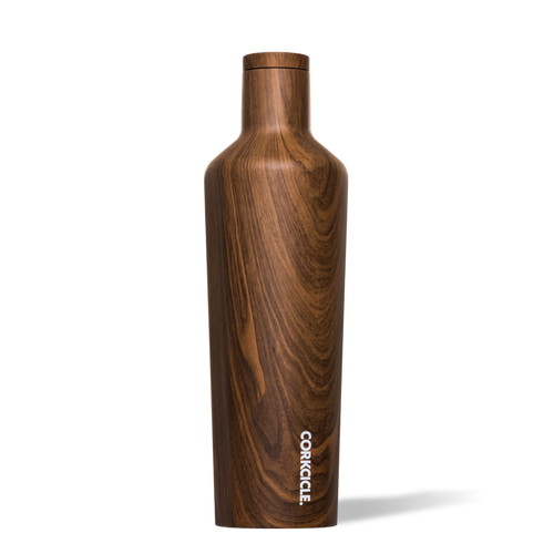 Corkcicle Origins Canteen 750ml, Walnut Wood