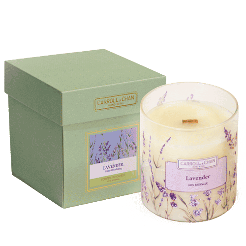 Carroll&Chan Jar Candle, Green Seas