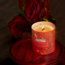 Load image into Gallery viewer, Carroll&Chan Jar Candle, Red Rose