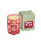 Sugar Plums Beeswax Votive Candle, Christmas Edition by Carroll&Chan