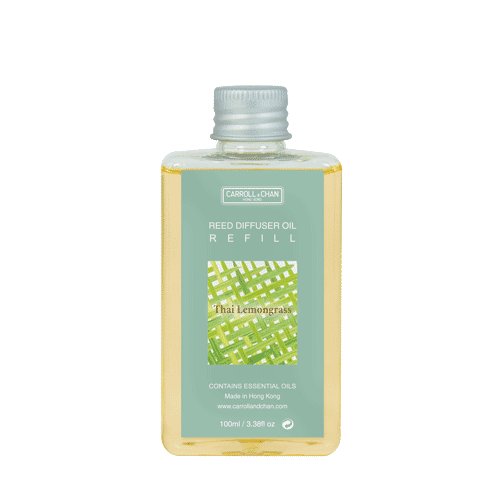Lemongrass 100ml Diffuser Oil Refill by Carroll&Chan