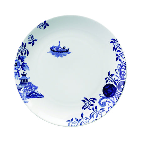 Sancai 28cm dinner plate by Loveramics
