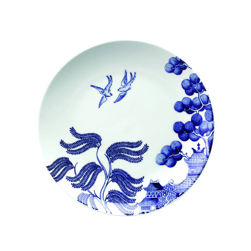 Loveramics Willow Love 21cm salad plate
