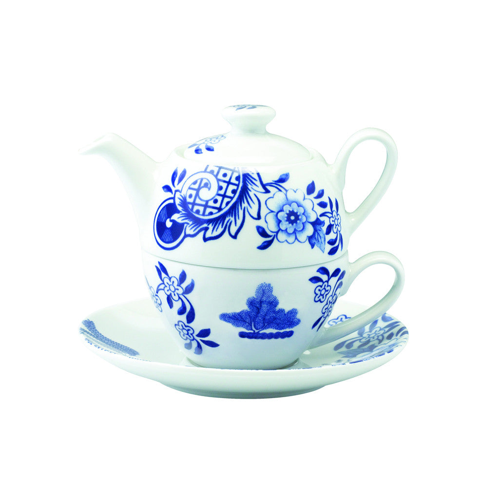 Loveramics Willow Love Tea for one teapot set