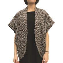 Load image into Gallery viewer, 2-Way Cape Jacket, Burgundy