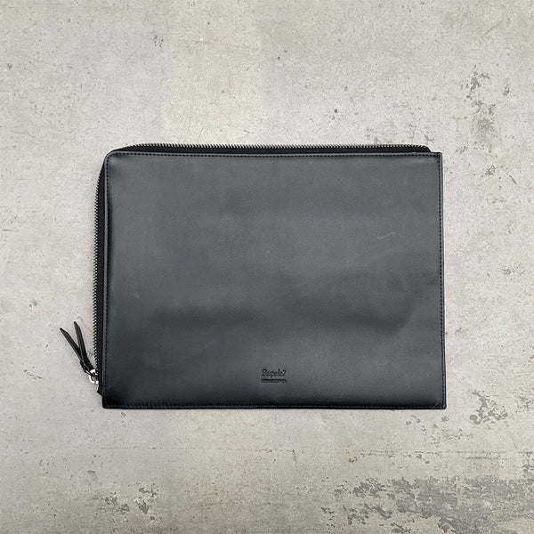 'Yaumati Colour' Multi-purpose Leather iPad Sleeve