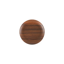Load image into Gallery viewer, Zicco Round Plate, Brown Wood