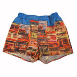 'Alex Croft x G.O.D. graffiti wall' men's boxer shorts