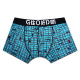 'Scaffolding' Boxer Brief, Multi