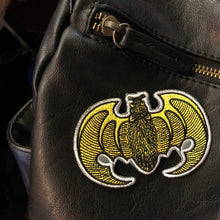 Load image into Gallery viewer, 'Fook Bat' Embroidered Patch