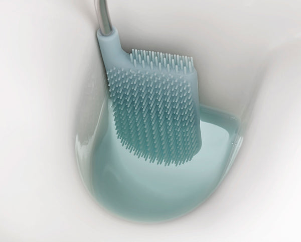 Flex Plus Smart Toilet Brush with Storage Bay By Joseph Joseph