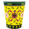 'Prosperity' Paper Cups in Yellow