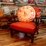 'Bing Sutt' round cushion, Homeware, Goods of Desire, Goods of Desire