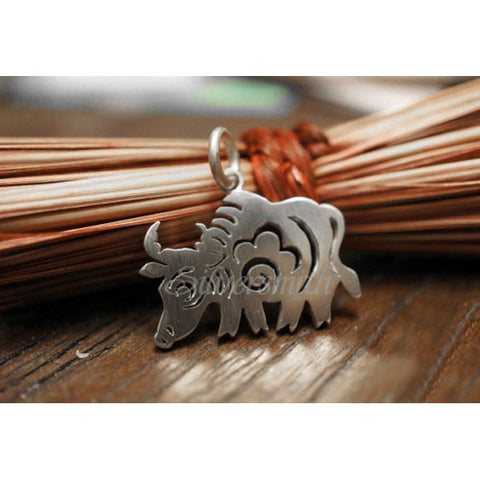SILVERSMITH Charms - Cow