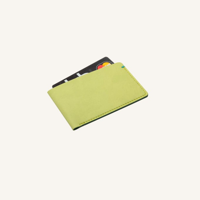Daycraft Signature Card Pocket (light green)