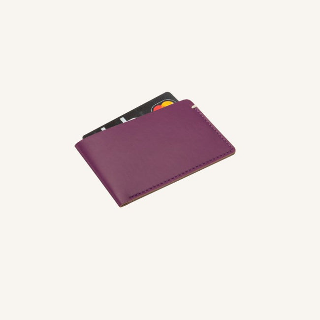Daycraft Signature Card Pocket (purple)