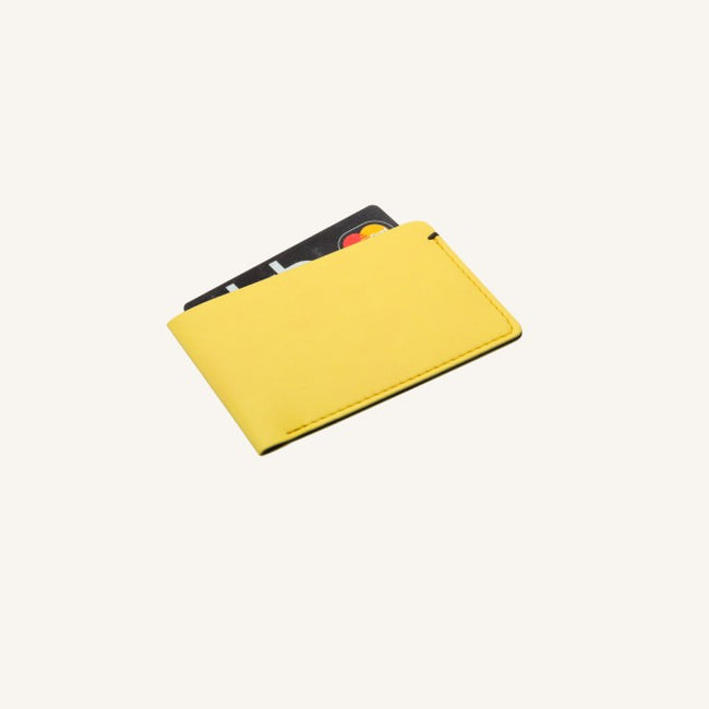 Daycraft Signature Card Pocket (yellow)