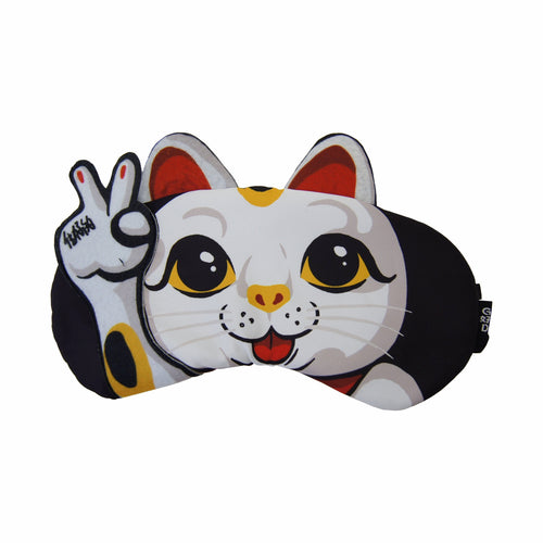 'Lucky Cat' eyemask, Luggage & Travel, Goods of Desire, Goods of Desire