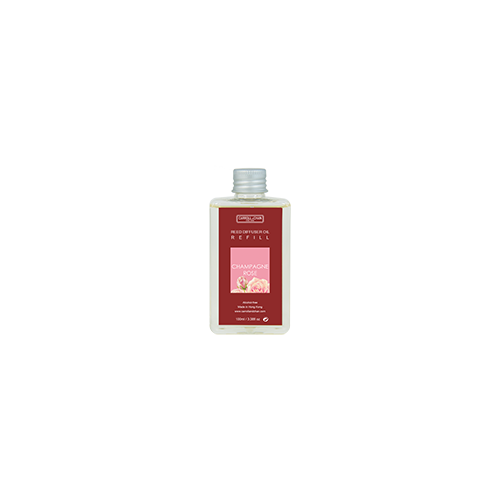 Champagne Rose 100ml Diffuser Oil Refill by Carroll&Chan
