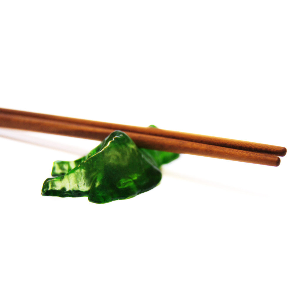 'Hong Kong Island' chopstick rest set