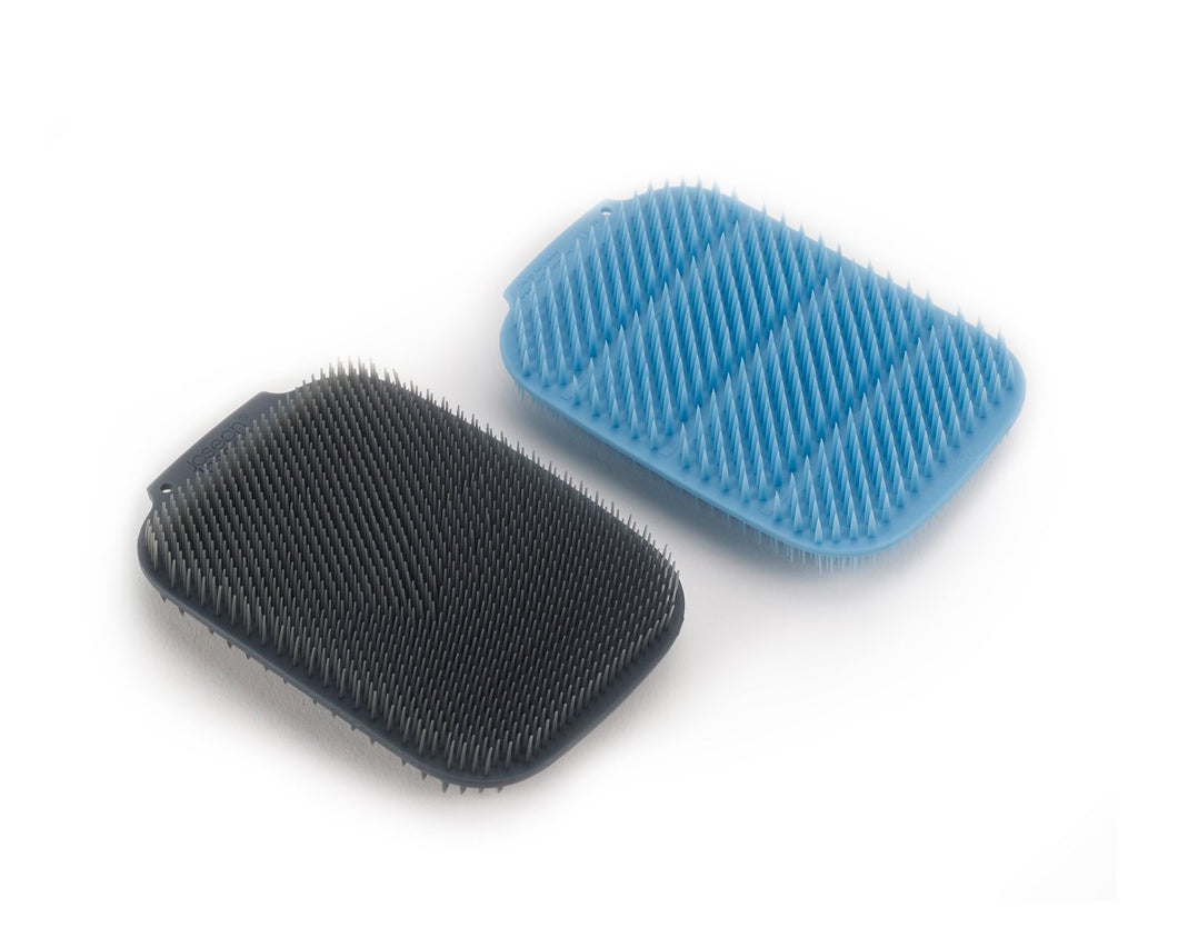 CleanTech Washing-up Scrubber(2-pack) by Joseph Joseph