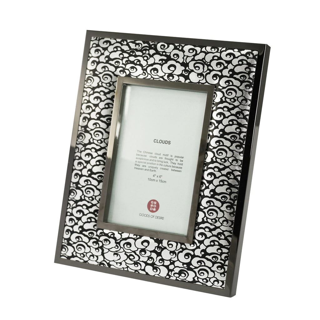 'Cloud' 4R padded photo frame - Goods of Desire