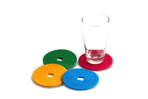 'Coins' Coaster Set