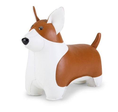 Corgi Bookend