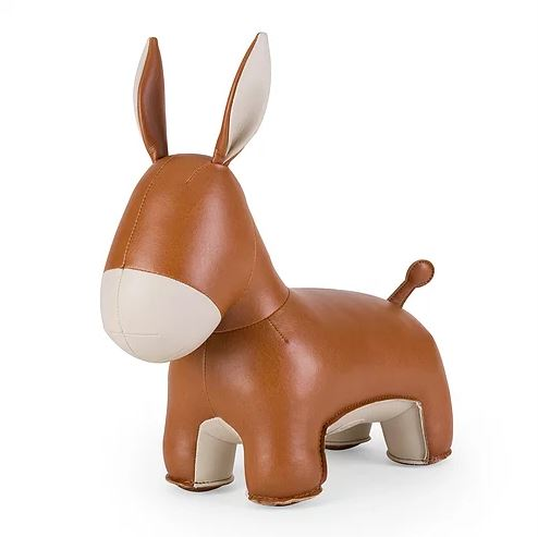 Donkey Yale Bookend