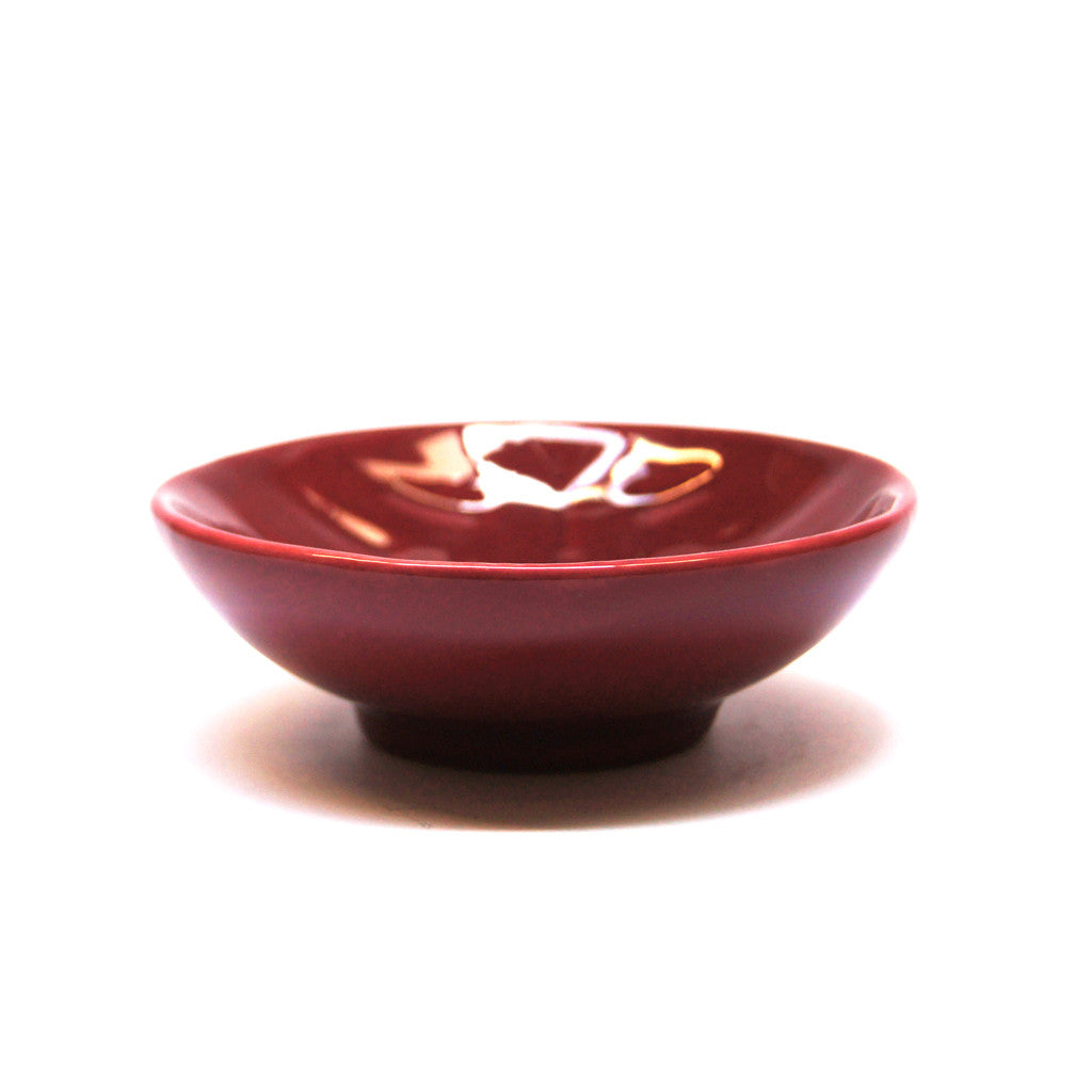 "'Double Happiness' dinnerware - 3"" sauce dish, Tabletop and Entertaining, Goods of Desire, Goods of Desire"