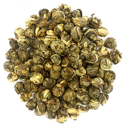 Or Tea? Dragon Pearl Jasmine | Organic Jasmine Loose Leaf Tea