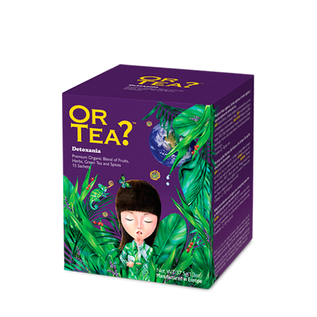 Or Tea? Towering Kung Fu | Chinese Black Loose Leaf Tea