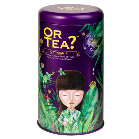 Or Tea? Detoxania | Fruit, Herb and Green Tea Blended Loose Leaf Tea