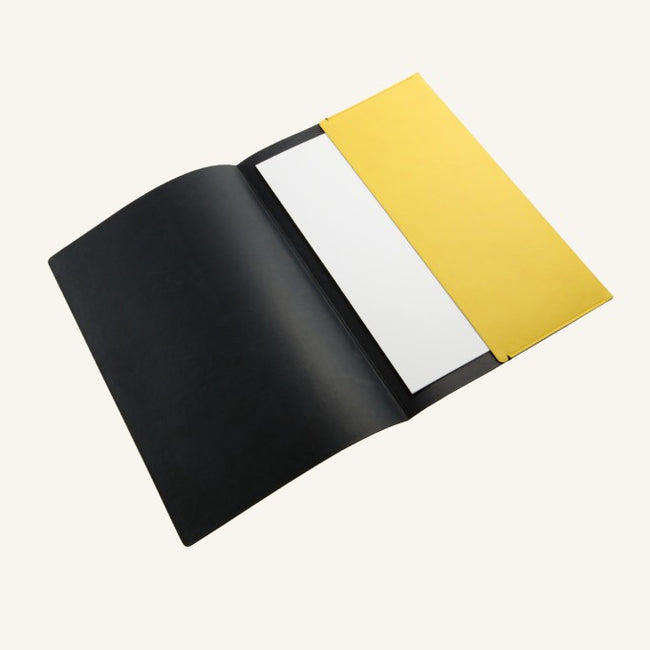 Daycraft Signature Envelope Folder (yellow)
