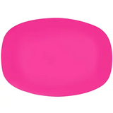 SuperSOSO! Art De Chic NEON Oval Shape Plate
