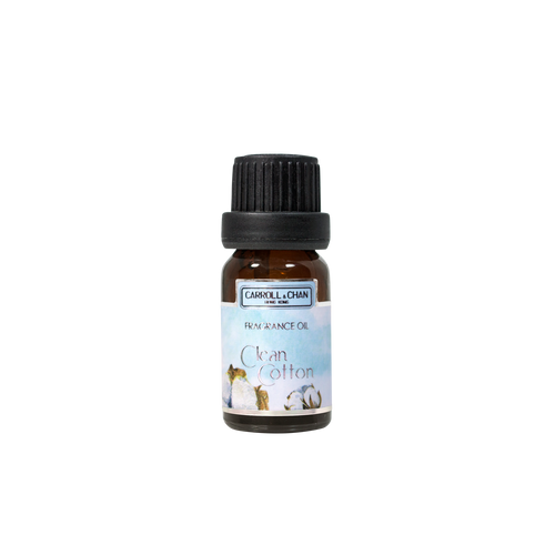 Clean Cotton 10ml Fragrance Oil by Carroll&Chan