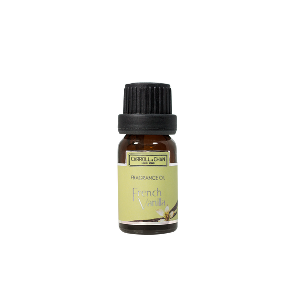 French Vanilla 10ml Fragrance Oil by Carroll&Chan