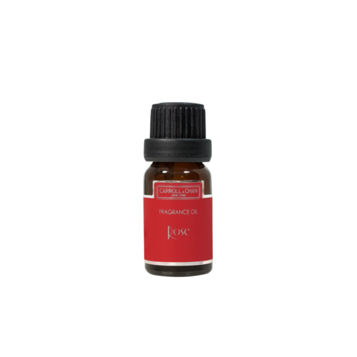 Rose 10ml Fragrance Oil by Carroll&Chan