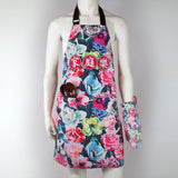 'Happy Family' apron