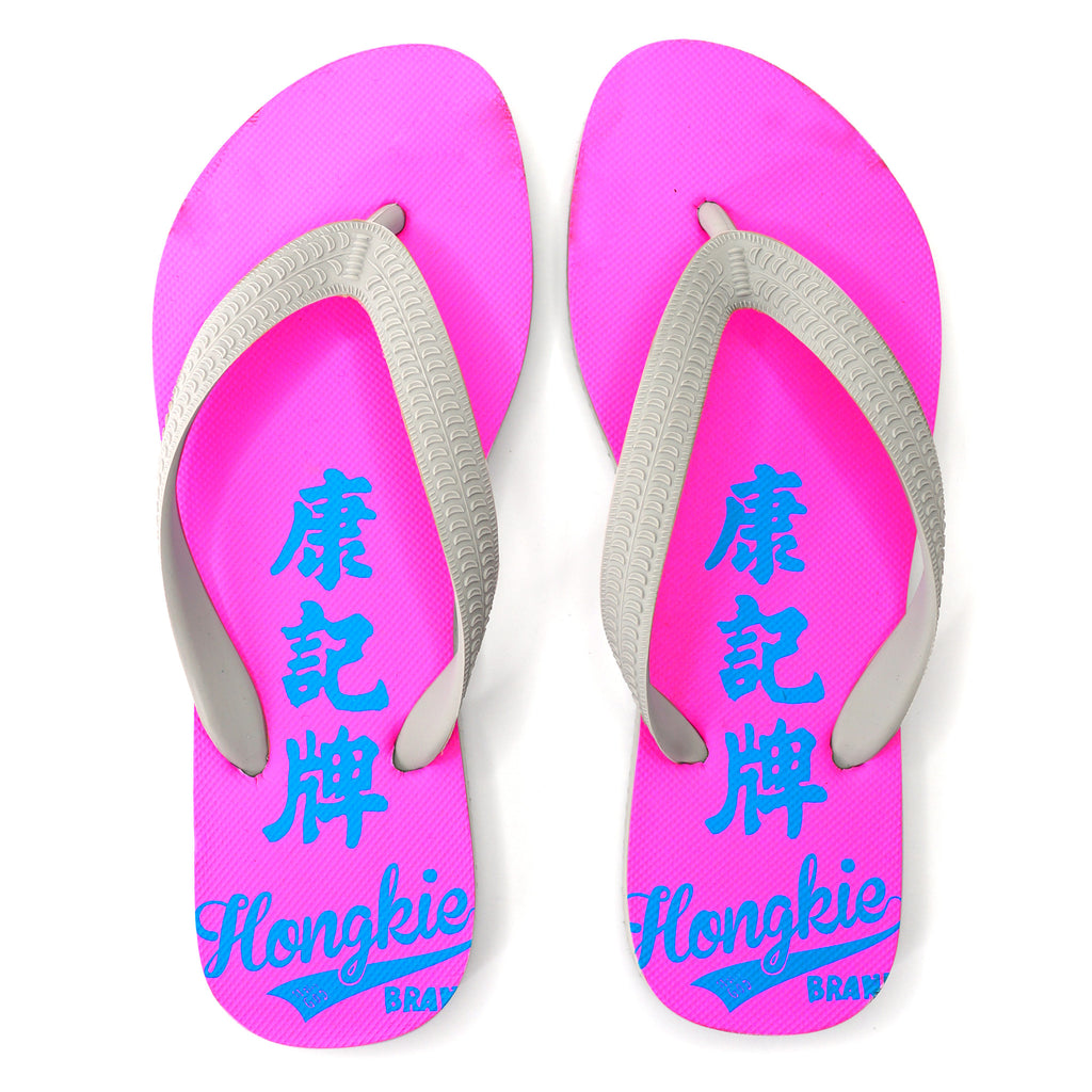 'Hongkie' Flip flops (Pink) | Goods of Desire