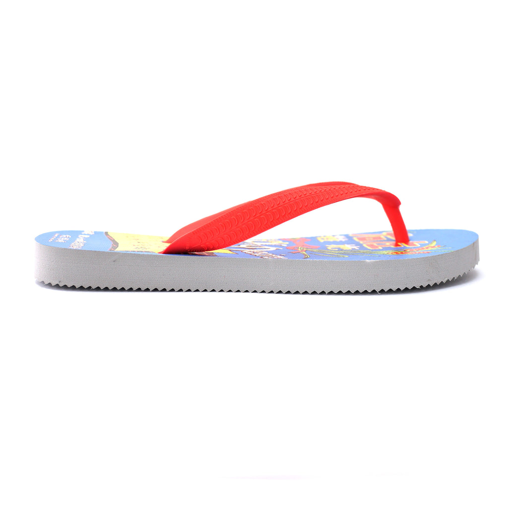 'Left & right' Flip flops (Blue)