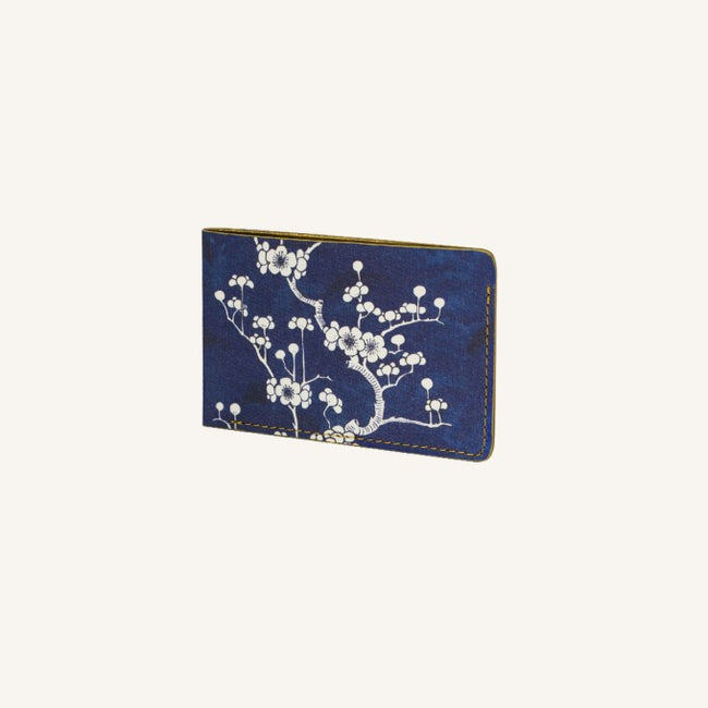 Daycraft Flower Wow Card Pocket in Ceramic Blue