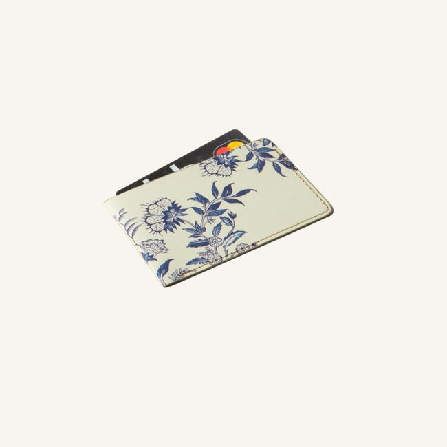 Daycraft Flower Wow Card Pocket in Ceramic White