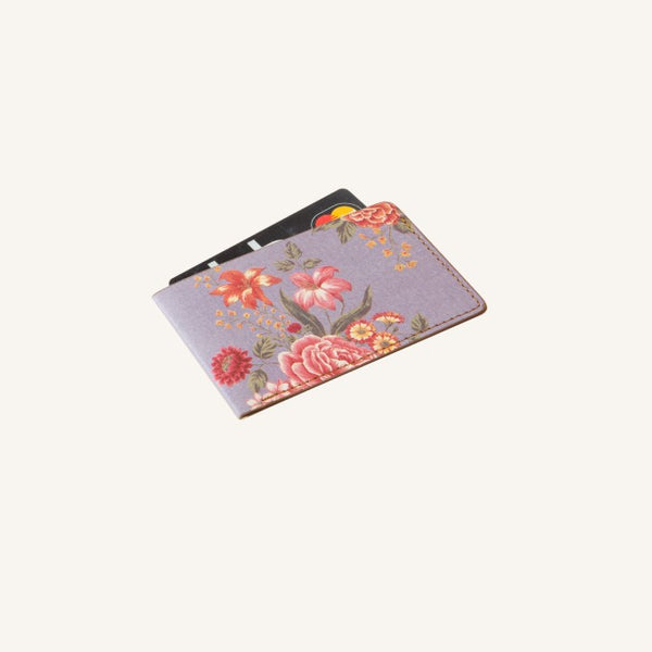 Daycraft Flower Wow Card Pocket in Mauve