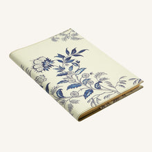 Load image into Gallery viewer, Daycraft Flower Wow Lined Notebook in Ceramic White